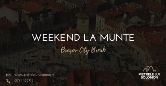 City break weekend Brasov