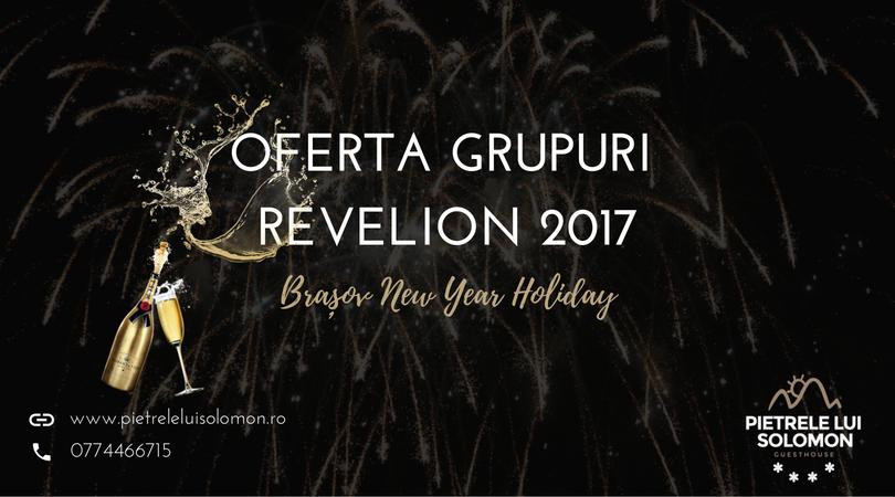 oferta-cazare-brasov-revelion-2017-Pensiunea Pietrele lui Solomon