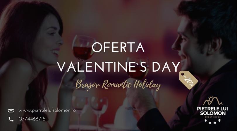 OFERTA Cazare la Brasov - VALENTINE`S Day